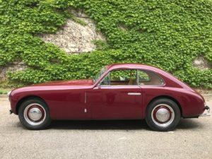 Maserati a6 gt 1500cc 1949 Mille miglia