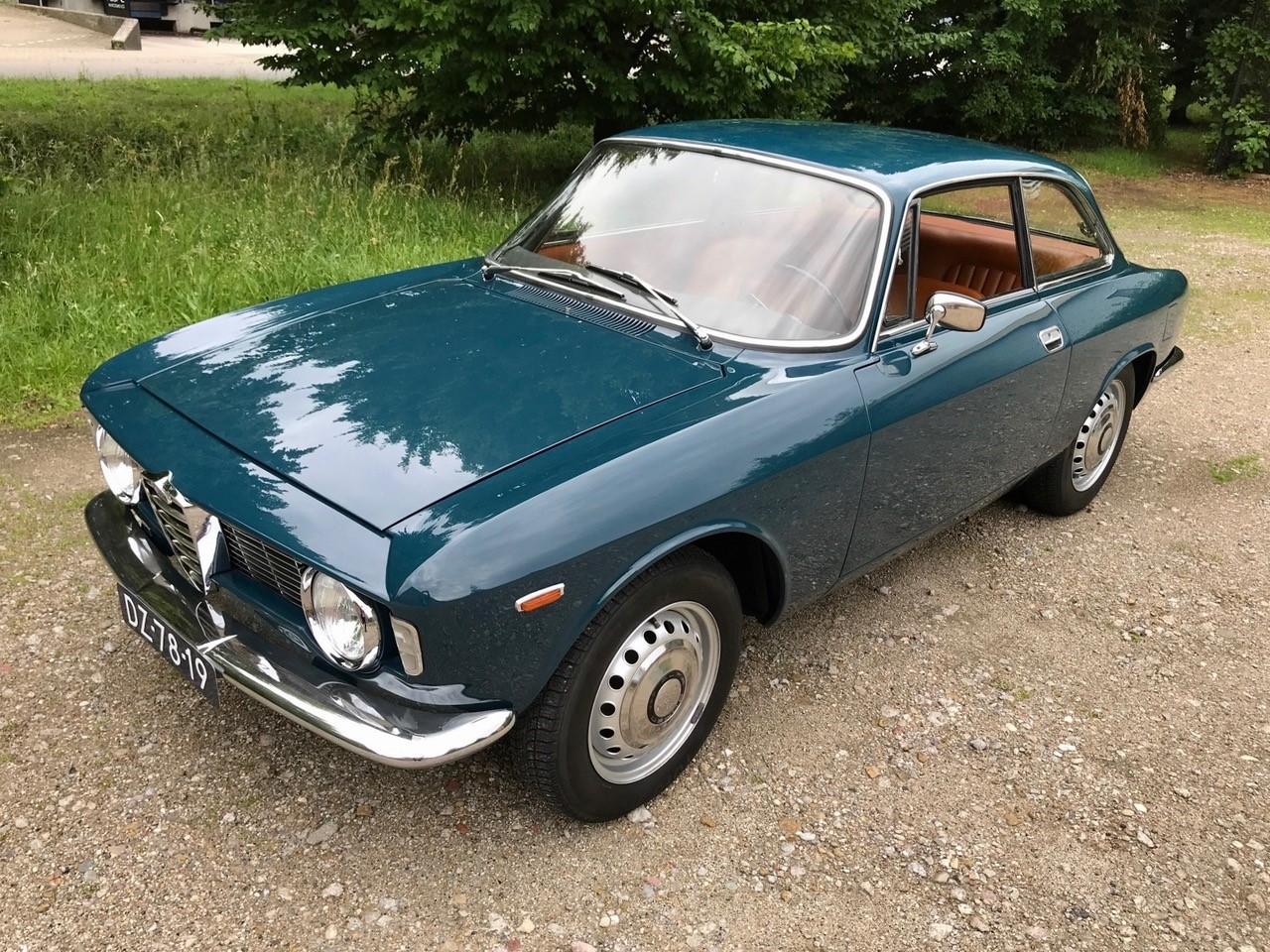 Alfa Romeo Giulia Sprint GT 1965