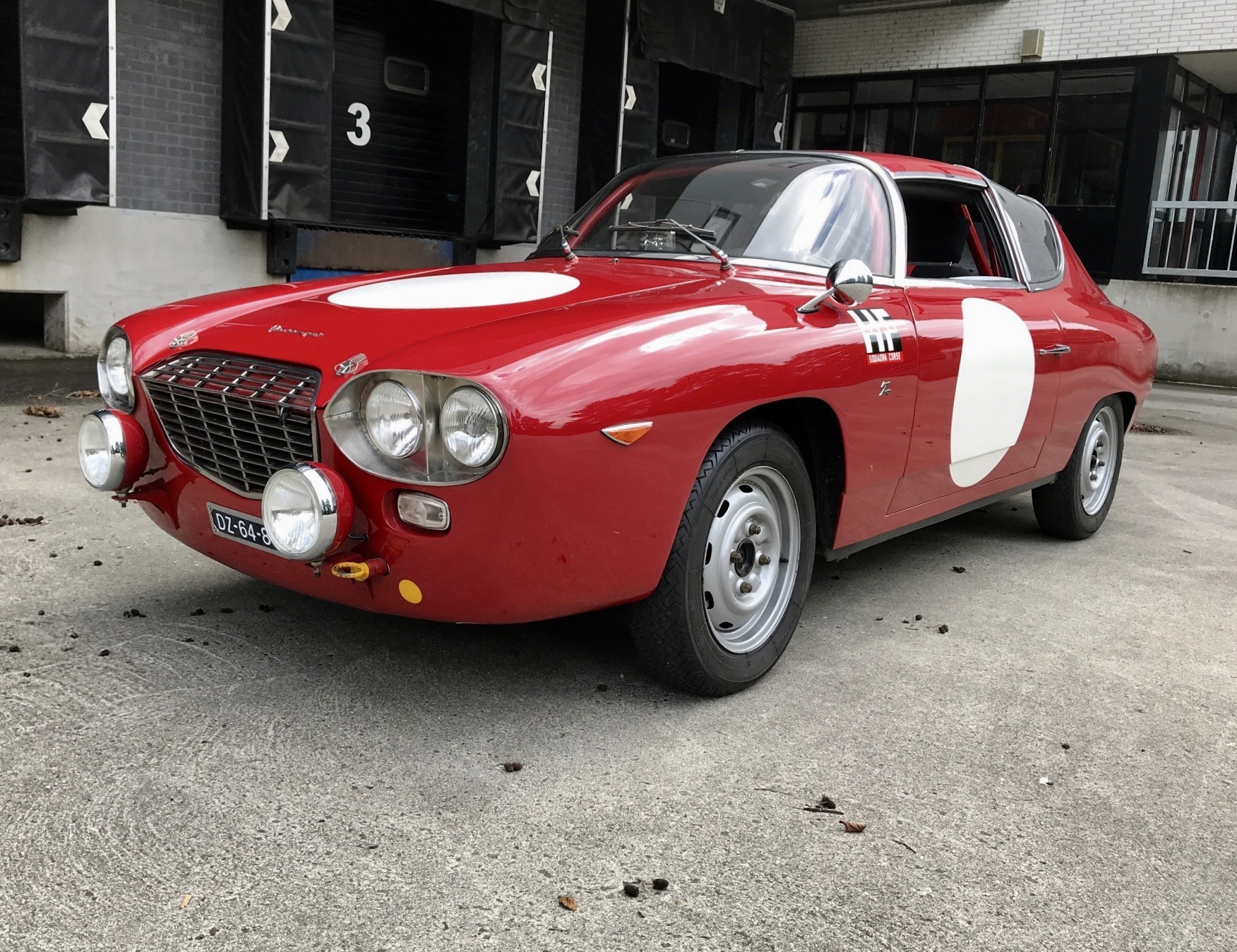 Lancia Flavia Sport Zagato Competizione / Rally 1965