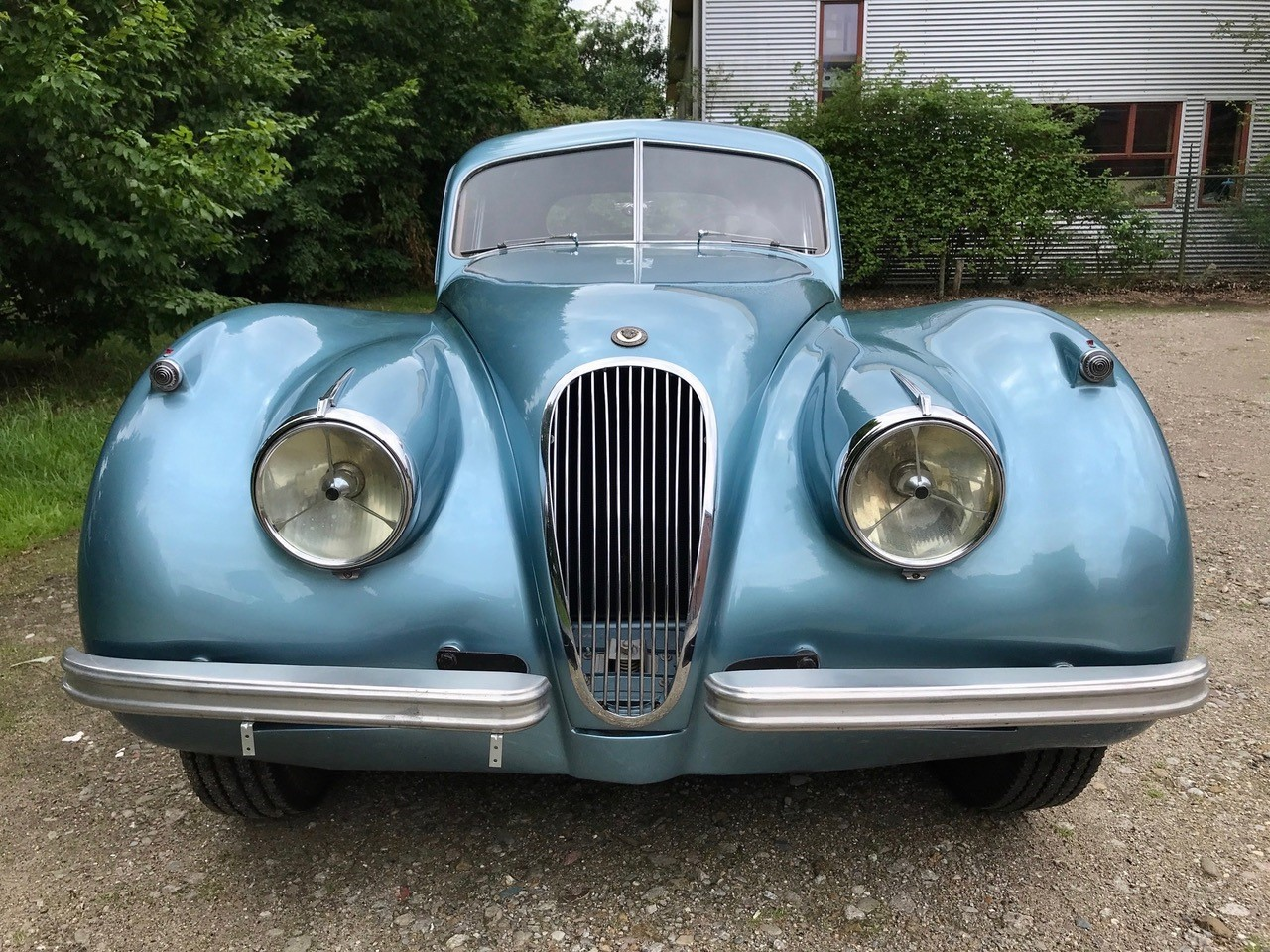 Jaguar XK120 FHC 1952 for sale by Via Marco Classic Car Collection