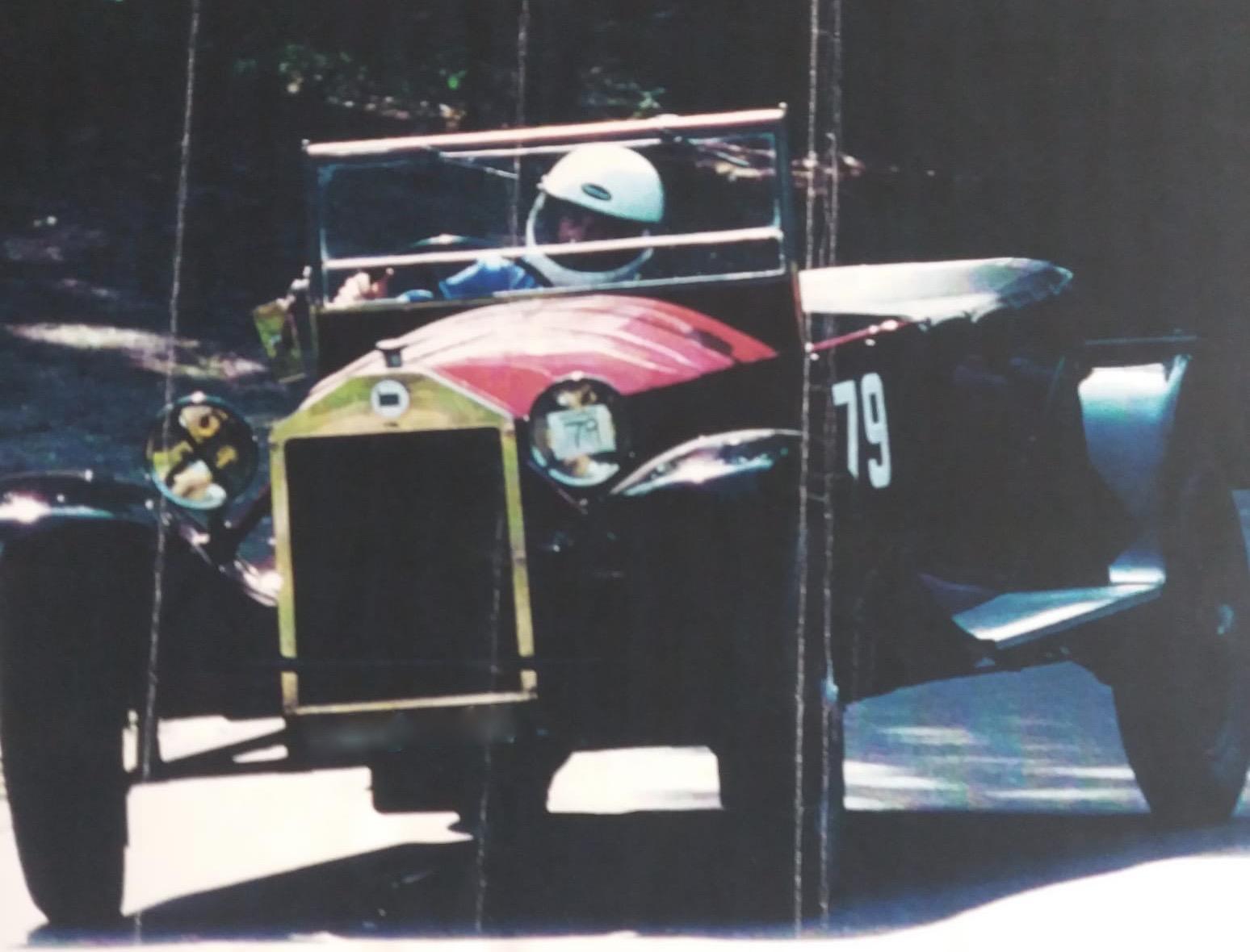 Lancia Lambda Torpedo S8