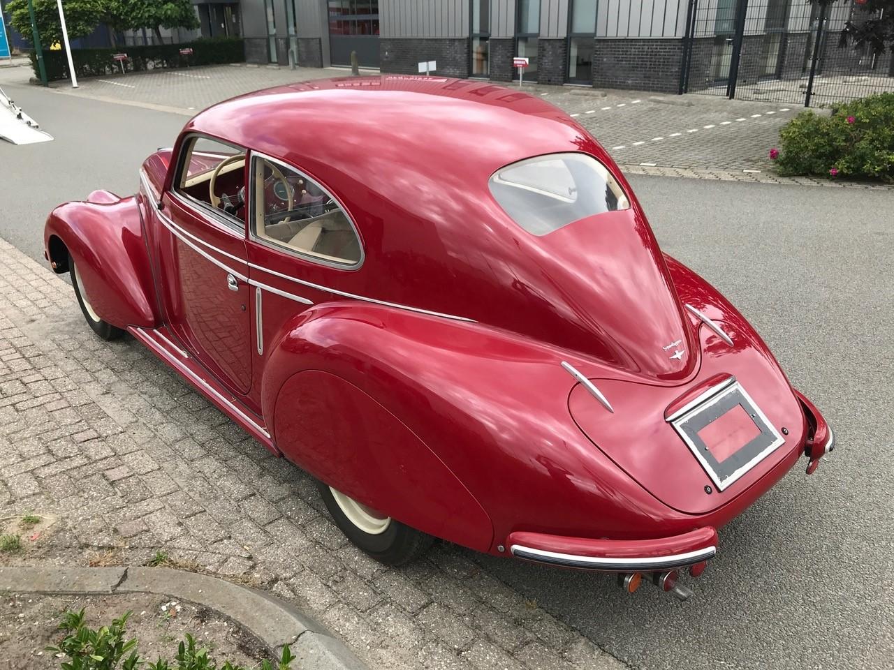 Fiat 6c 1500 Touring Superleggera 1937