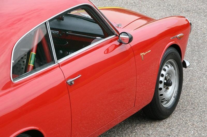 "Alfa Romeo Giulietta Sprint ""Veloce Corsa"" 1960"