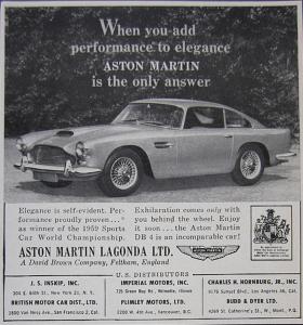 Aston Martin DB4 S3 1961 2