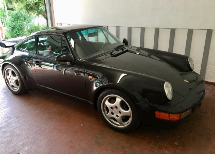 Porsche 964 Turbo 1