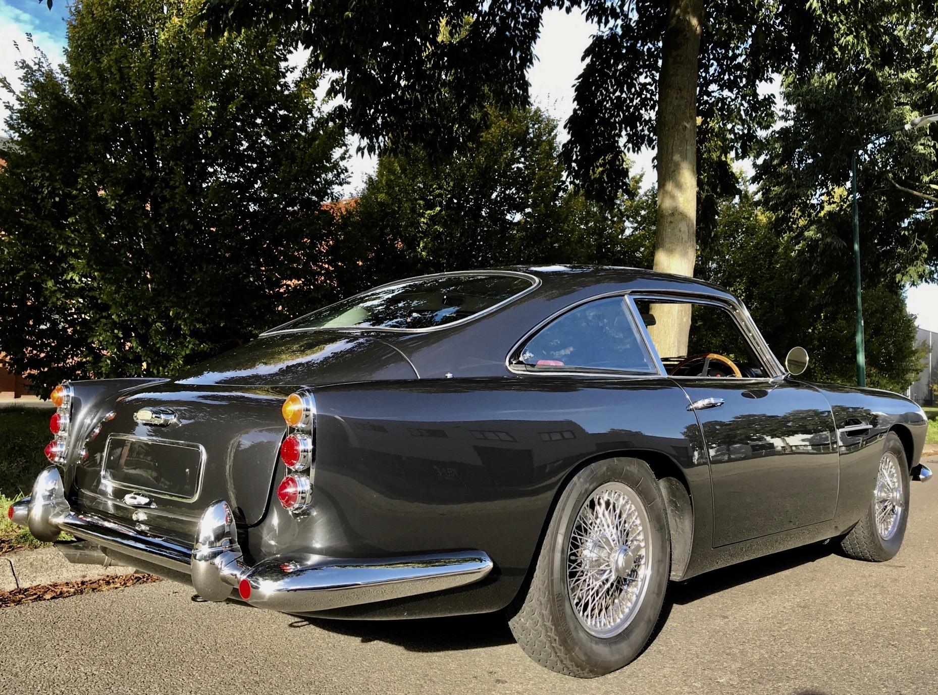 Aston Martin DB4 series series 3