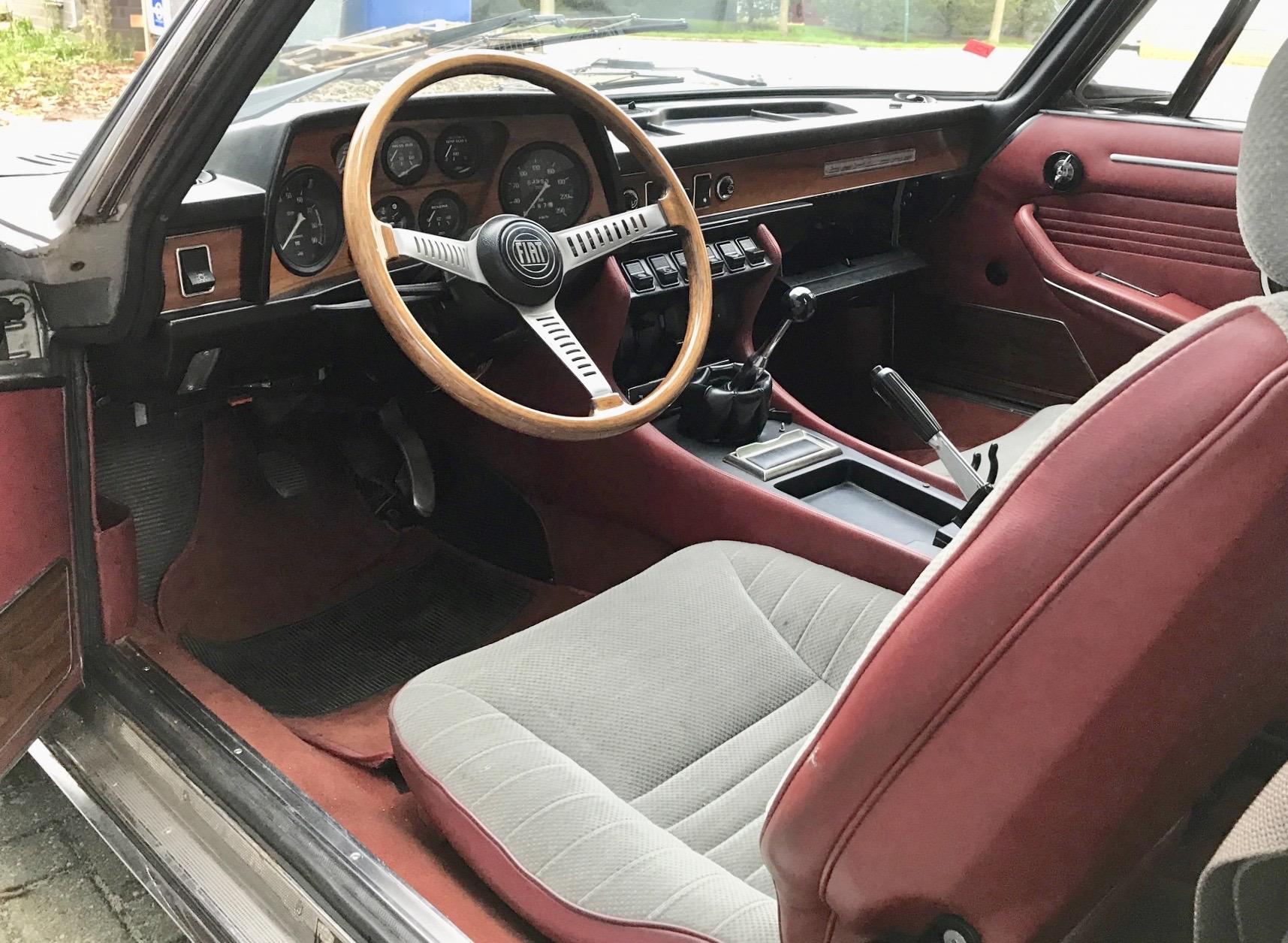 Fiat Dino 2400 Coupé 1972